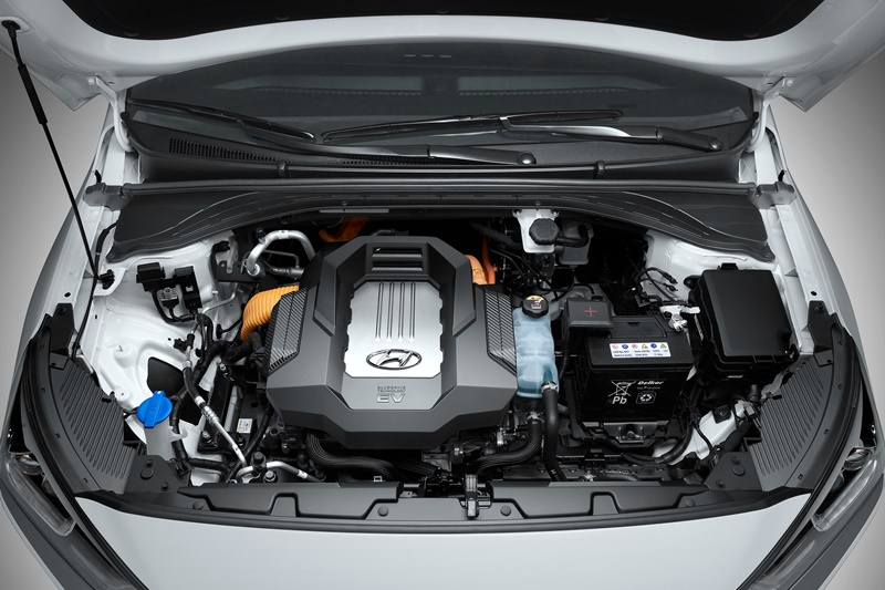 Hyundai Ioniq Eléctrico motor 0207